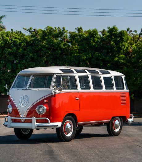 Marechaussee verdacht van handelen in Volkswagen-busjes uit Mali