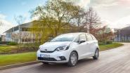 Elektrisch rijden krijgt nieuwe dimensie met de Honda Jazz