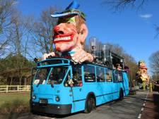 Laatste jaar dreigt voor carnavalsfeestbus TS Events