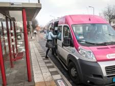 Bussen gaan vaker rijden na afschaffen van BrengFlex