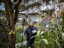 Bewoners verzetten zich tegen afbraak van de Tweebosbuurt