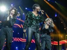 Edsilia Rombley belichaamt in Ziggo Dome het echte Songfestivalgevoel