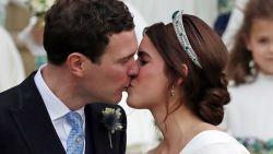 Een Belgisch getinte jurk, Andrea Bocelli en vallende bruidskindjes: alles wat je moet weten over het huwelijk van prinses Eugenie