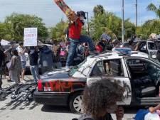 Pillages et échauffourées aux États-Unis malgré des couvre-feux