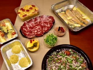 LEKKER LOKAAL. Maison Noire: takeaway die neigt naar echte restaurantbeleving