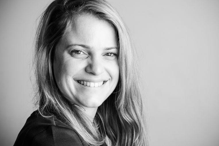 Lieke Asma: 'Het wordt pas verontrustend als we dingen doen die we eigenlijk afkeuren.' Beeld Lieke Asma