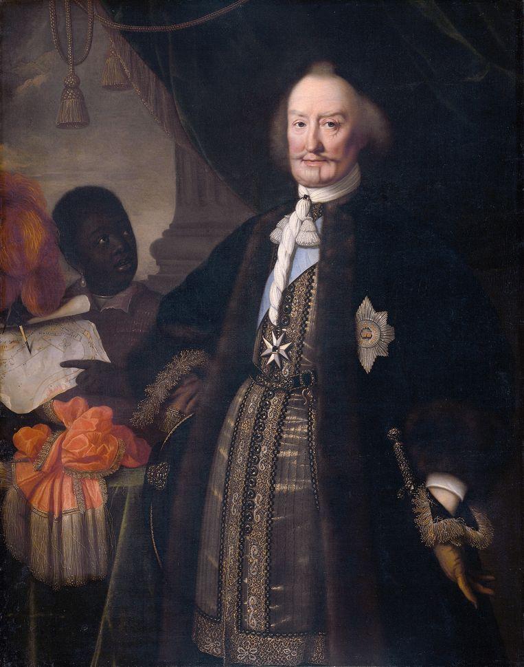 Johan-Maurits (1604-1679). Beeld Pieter Nason