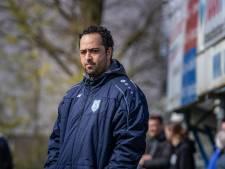Sabono langer trainer van VV Kampen