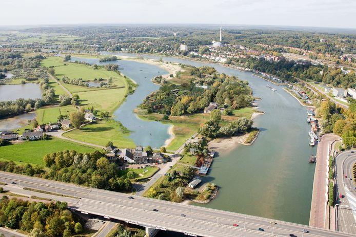Een impressie van Meinerseiland, onderdeel van de toekomstvisie voor Stadsblokken en Meinerswijk in Arnhem.