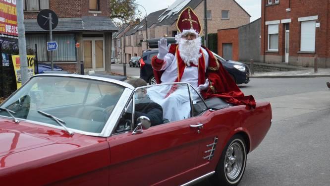 Dorpsraad brengt Sinterklaas naar Heldergem voor rondrit