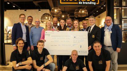 Orde van de Ezel schenkt 4000 euro aan de Branding