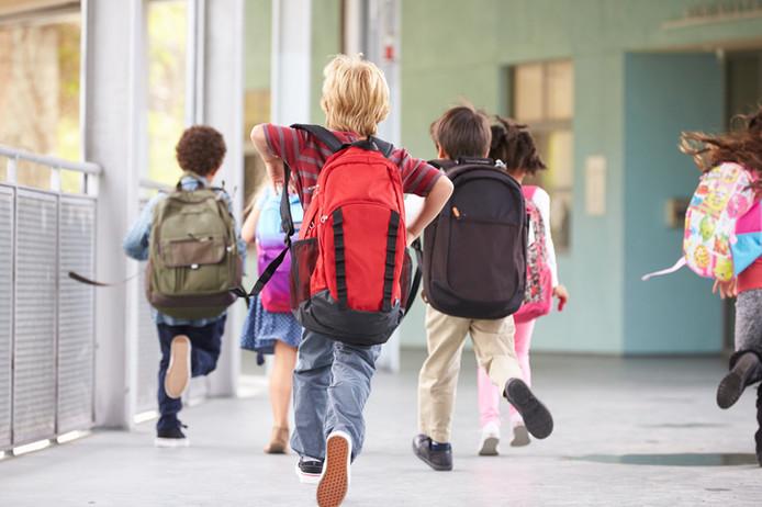 Het overgrote deel van de basisscholen in Tilburg en omgeving staakt vrijdag.