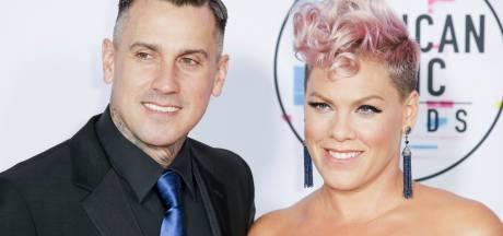 Pink en man al 17 jaar in relatietherapie