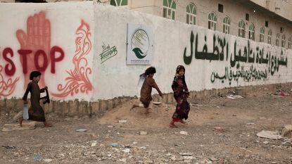Triest record: meer dan 12.000 kinderen gedood of gewond geraakt bij conflicten vorig jaar