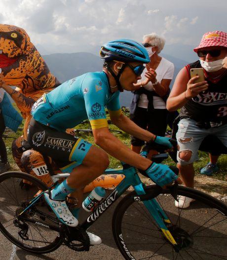Miguel Ángel López voelt zich  thuis boven de 2000 meter: 'Dit is mijn terrein'