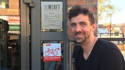 Laad je e-bike op tijdens cafébezoek