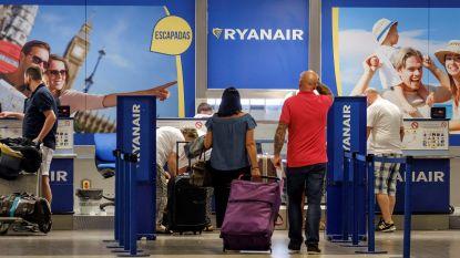 Geen harde sancties in België bij Europese actiedag Ryanair