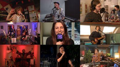 The Subs en TheColorGrey op tweede online concert van Studio Brussel