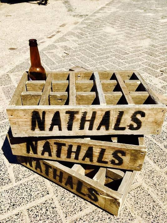 De kratjes van Nathals.