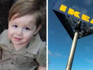 Ikea condamné à payer 46 millions de dollars pour la mort d'un enfant, étouffé par l'un de ses meubles