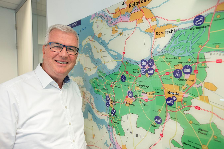 Rewin-directeur Henk Rosman.