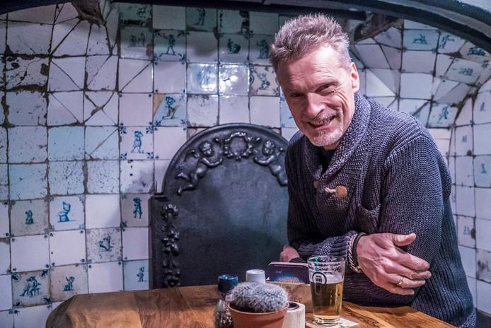 Portret van Jan Peter de Wit - 20 jaar raadslid