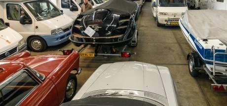 Veelbesproken caravanstalling in Meppel wordt ondanks conflict met huurder voortgezet