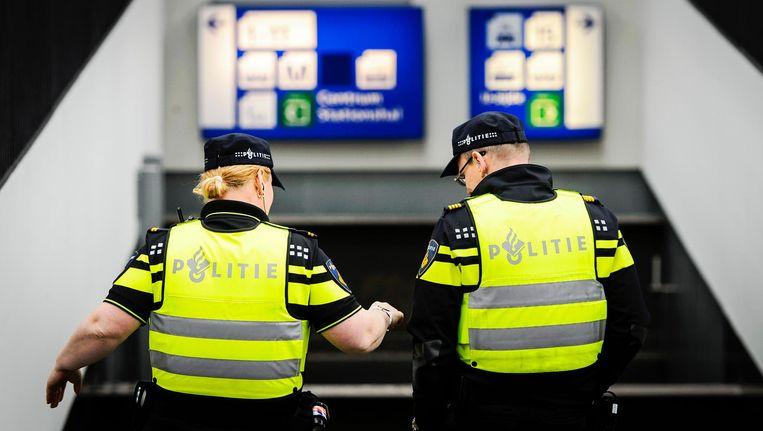 'Gegarandeerd is door die 24 uursopenstelling extra handhaving nodig en zal de druk op de politie groter worden' Beeld anp