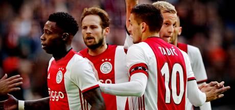 Historisch duel voor Sparta, Ajax op jacht naar record