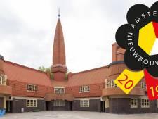 Rijssens bedrijf wint Amsterdamse Nieuwbouwprijs