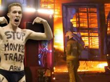 Vegan Streaker (35) stichtte brand bij eendenslachterij Ermelo en moet cel in: 'Dit was niet zonder risico'