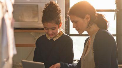 Technologie wordt steeds meer gebruikt om een oogje in het zeil te houden bij kinderen