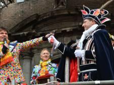 Weer of geen weer Prins Arie d'n Irste rijdt zijn triomftocht in Kielegat