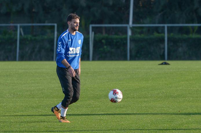 Giannis Mystakidis maakte een goede indruk tijdens zijn proefperiode bij De Graafschap.
