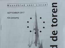 'Liesselse maandblad Rond de Toren is eigenlijk nooit veranderd'