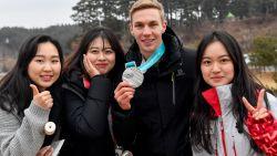 """""""Swings raakte van de regen in de drup"""": ook onze reporter in Pyeongchang geloofde nooit in het zilver"""