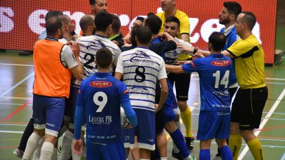 """Heibel in het zaalvoetbal: kampioen Halle-Gooik trekt naar BAS na """"ondoordachte beslissing"""" KBVB"""