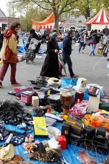 Rotterdam verandert in een grote vrijmarkt