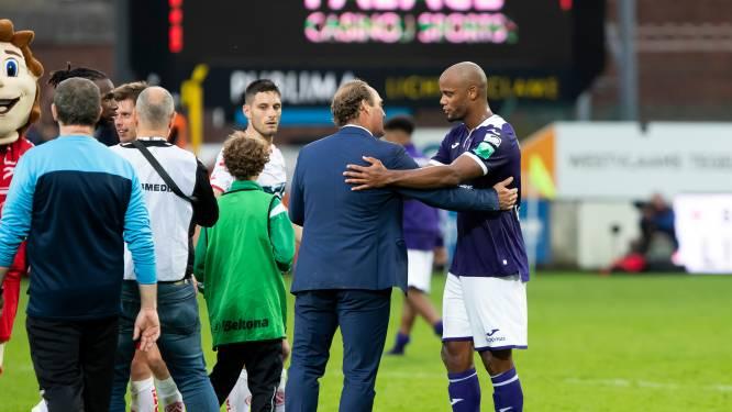 """Vanderhaeghe niet vrijgevig voor ex-ploegmaat Kompany: """"Vincent weet: ik geef me nooit gewonnen"""""""