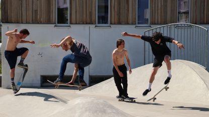 Weer spelen en skaten naar hartelust... maar nog met de nodige regeltjes