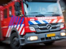 Speelhuisje op schoolplein basisschool Heerhugowaard brand af