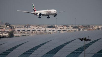 Vliegverkeer Dubai kort plat na drone-alarm