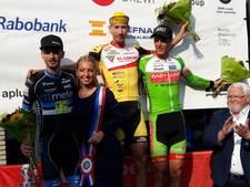 Jasper Bovenhuis pakt Ronde van Midden-Brabant, die Daan Meijers graag had willen winnen