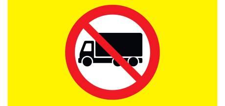Bewoners voeren druk op: vrachtverkeer uit centrum van Bergen op Zoom