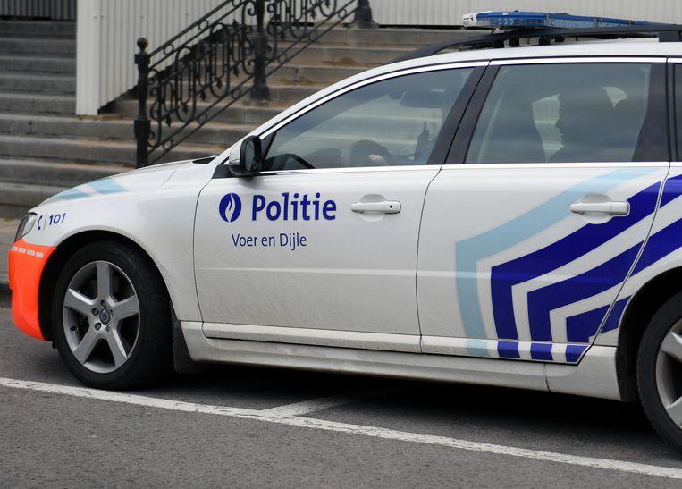 Illustratie Politie Voer en Dijle