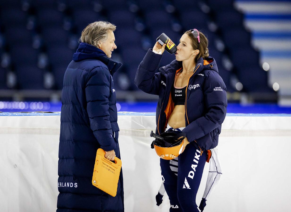 Jeroen Otter en Suzanne Schulting.