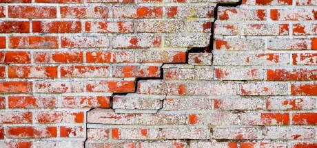 De oplossing voor schade na gaswinning: huis dat zelf scheuren repareert