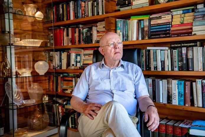 Ton Doesburg, oud-gedeputeerde en voormalig Eerste Kamerlid.