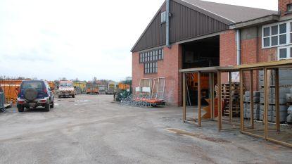Werkmateriaal gestolen uit gemeentemagazijn in Blokstraat