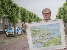 Henk Bisschop exposeert in 't Kerkje van Ellesdiek